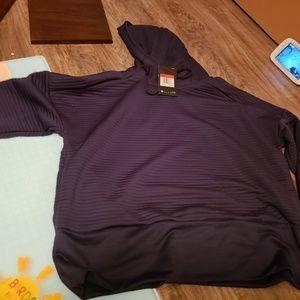 Womens Nike Hooded Sweatshirt